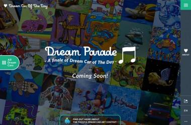 Dream Car of the Day | Toyota Dream Car Art Contest
