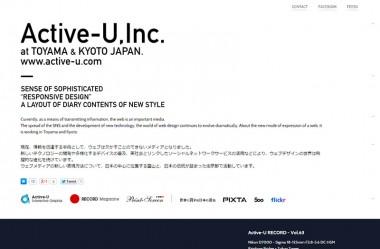 Active-U,Inc.