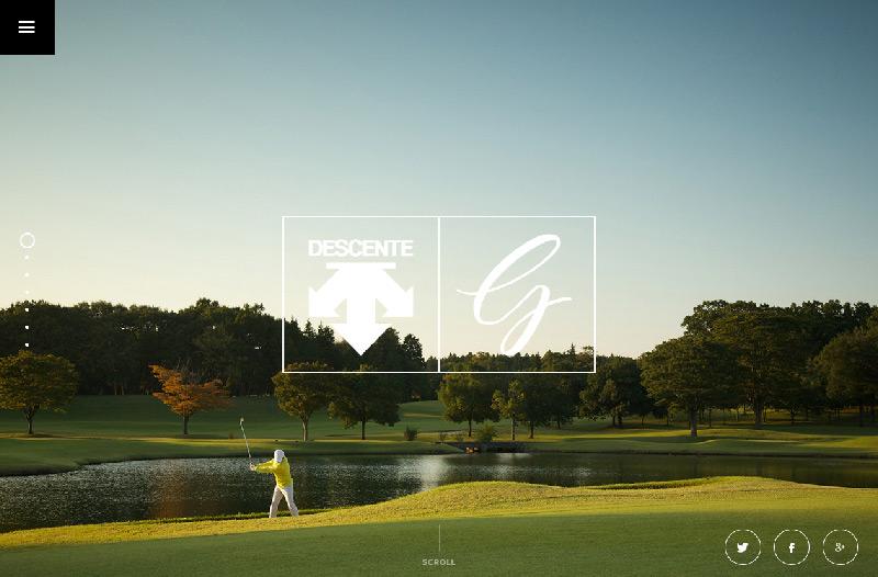 デサントゴルフ | DESCENTE GOLF