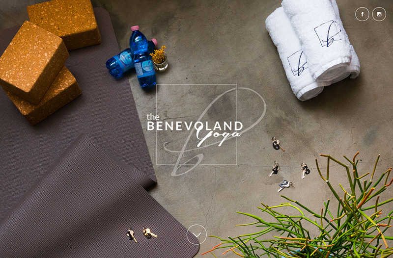 the BENEVOLAND Yoga