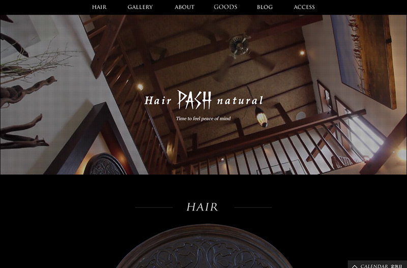 Hair PASH natural
