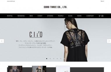 CORD THREE(コードスリー)