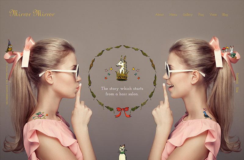 mirror mirror(ミラーミラー)