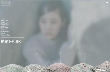 YUKI FUJISAWA Sweater in the Memory 2015