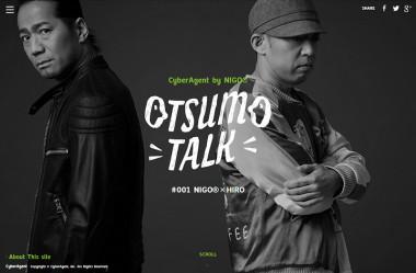 OTSUMO TALK|CyberAgent by NIGO®