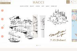 HACCI1912 オフィシャルサイト