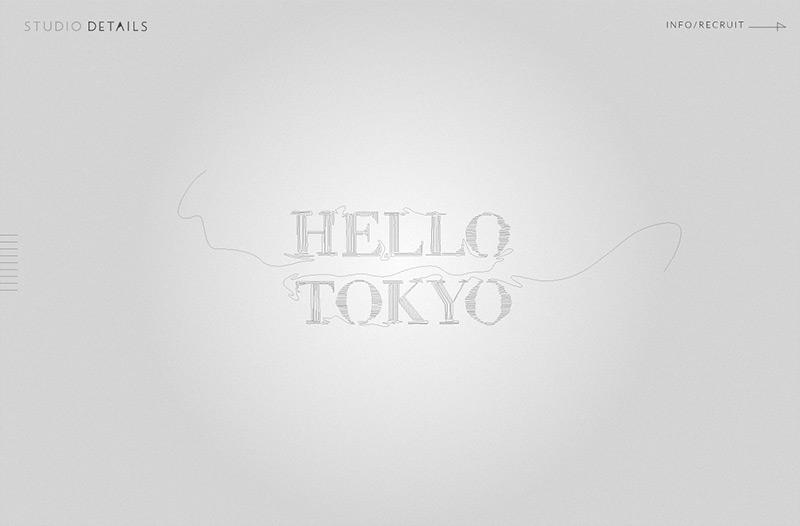 HELLO TOKYO· 株式会社スタジオ ディテイルズ