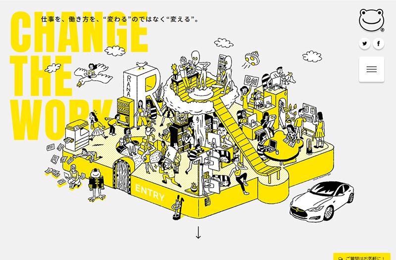 Change the Work|RaNa design associates, inc.