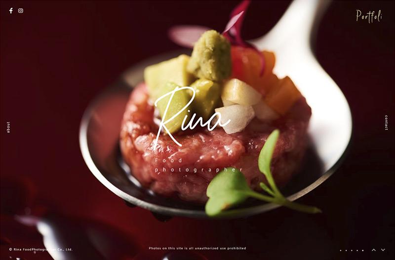 Rina Food photographer