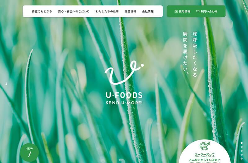 ユーフーズ株式会社