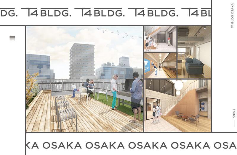 T4 BUILDING OSAKA
