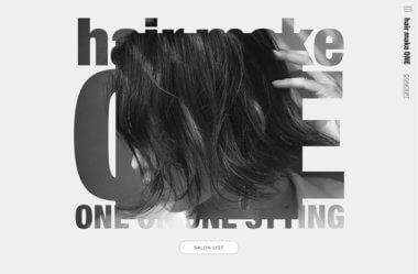 hair make ONE