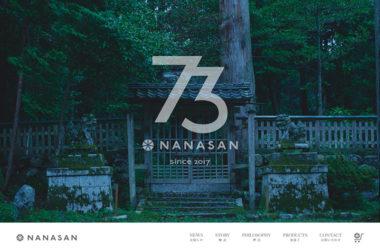 NANASAN(ナナサン)