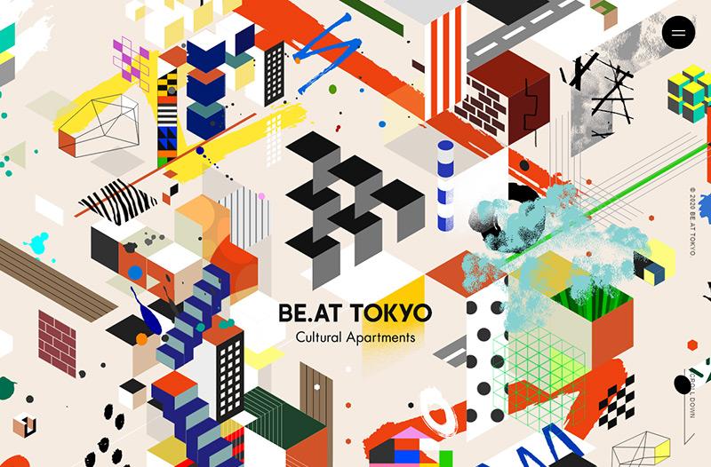 BE. AT TOKYO