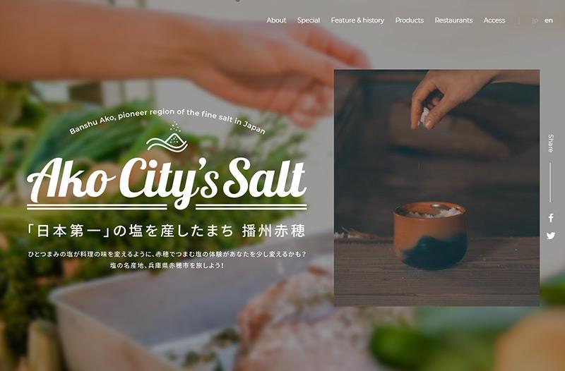 AKO CITY'S SALT