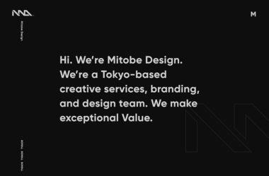 MITOBE DESIGN CORPORATION
