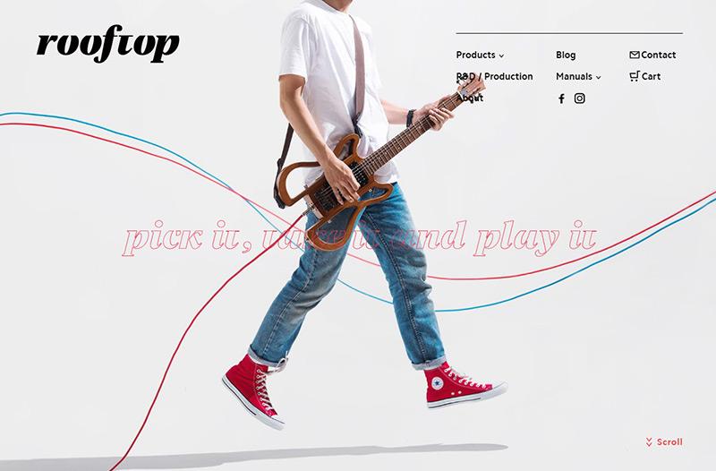 Rooftop Guitar Works