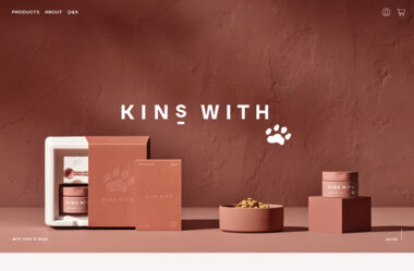 KINS WITH|愛犬愛猫にも菌ケアを。