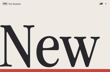 ニューバランス | 996 New Standard