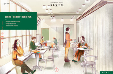 SLOTH|COWORKING SALON