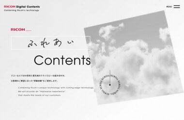 RICOH Digital Contents